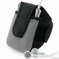 INSTEN Black Sportband with iPod Case Cover for Apple iPod Video