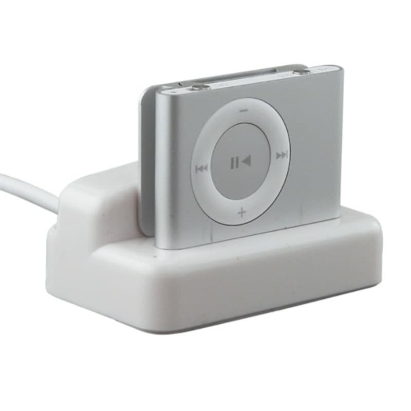 INSTEN Multi-function Cradle for Apple iPod Shuffle 2nd Generation - Thumbnail 0