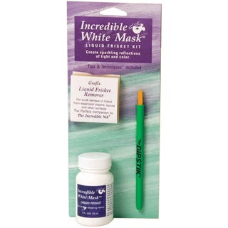 Original Incredible Nib and White Mask 2-ounce Liquid Frisket