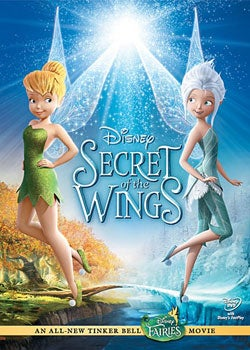 Secret of the Wings (DVD)