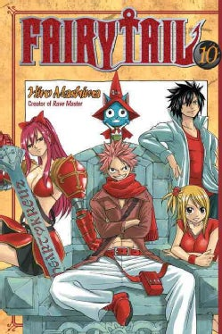 Fairy Tail 10 (Paperback)