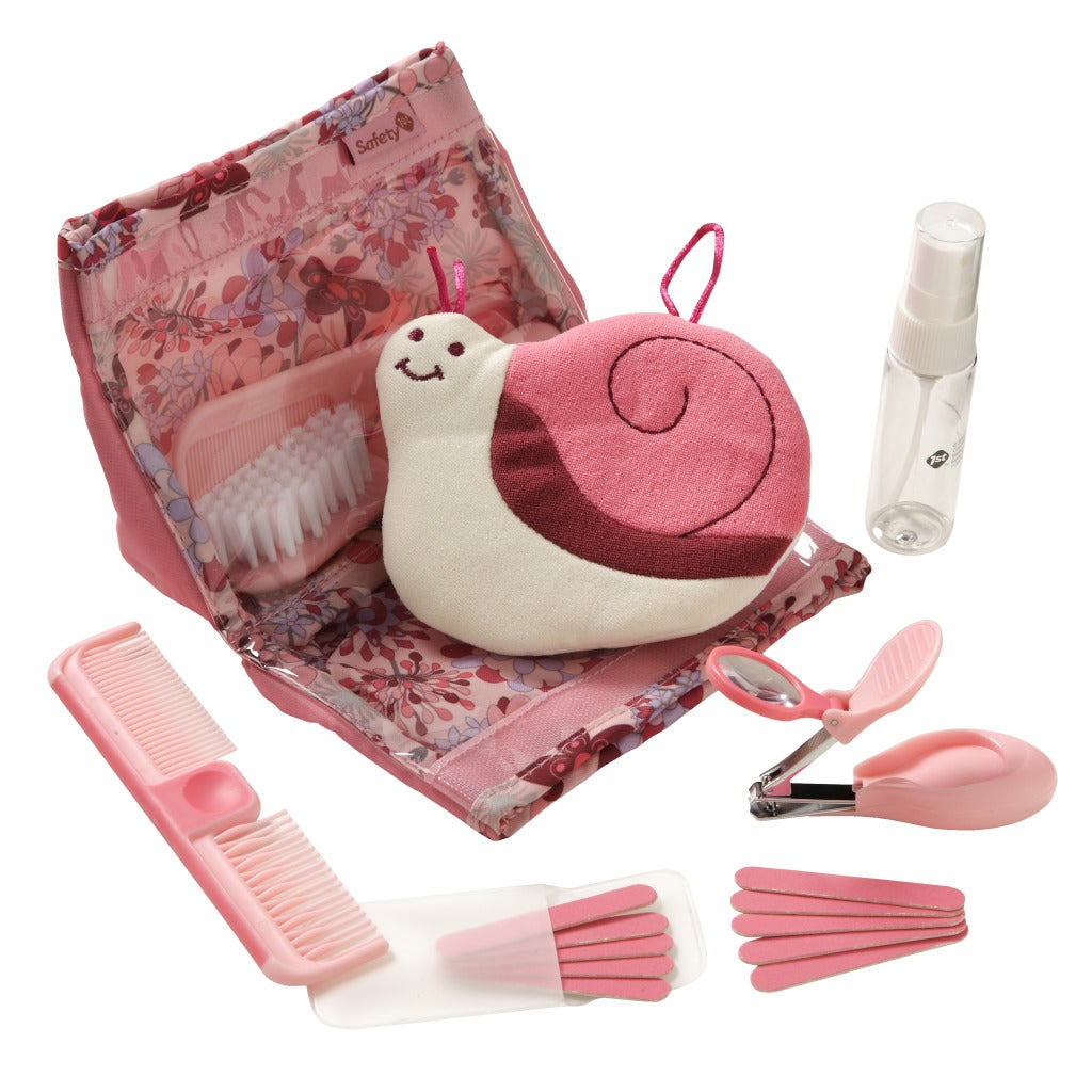 Safety 1st Pink Complete Grooming Kit