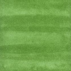 Safavieh Handmade Children's Summer Grass Green N. Z. Wool Rug (2'3 x 8') - Thumbnail 2