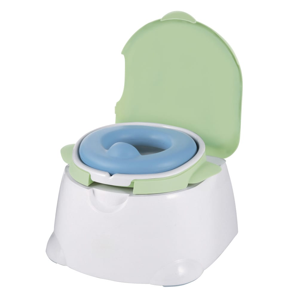 Shop Safety 1st Blue Comfy Cushy Potty Trainer And Step