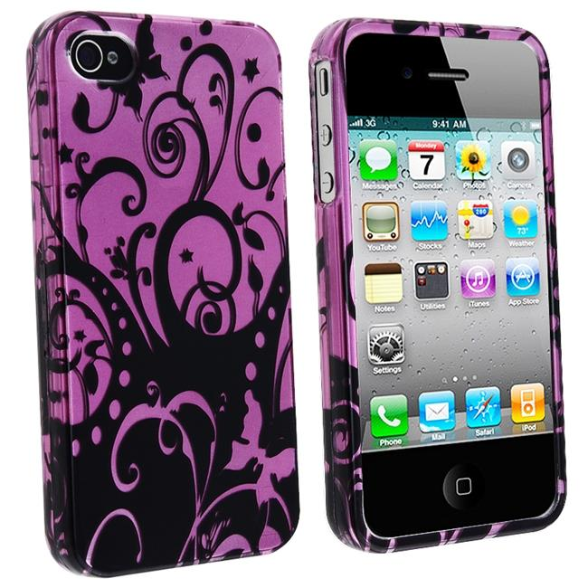 Snap-on Case for Apple iPhone 4