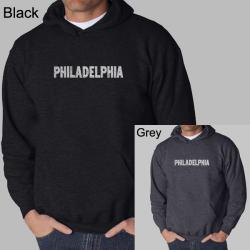 Los Angeles Pop Art Men's Philadelphia Hoodie
