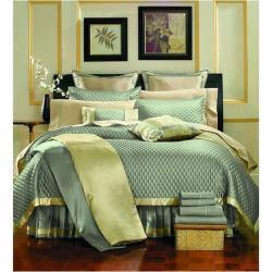 Park Avenue 8-piece Queen-size Quilt Set - Thumbnail 1