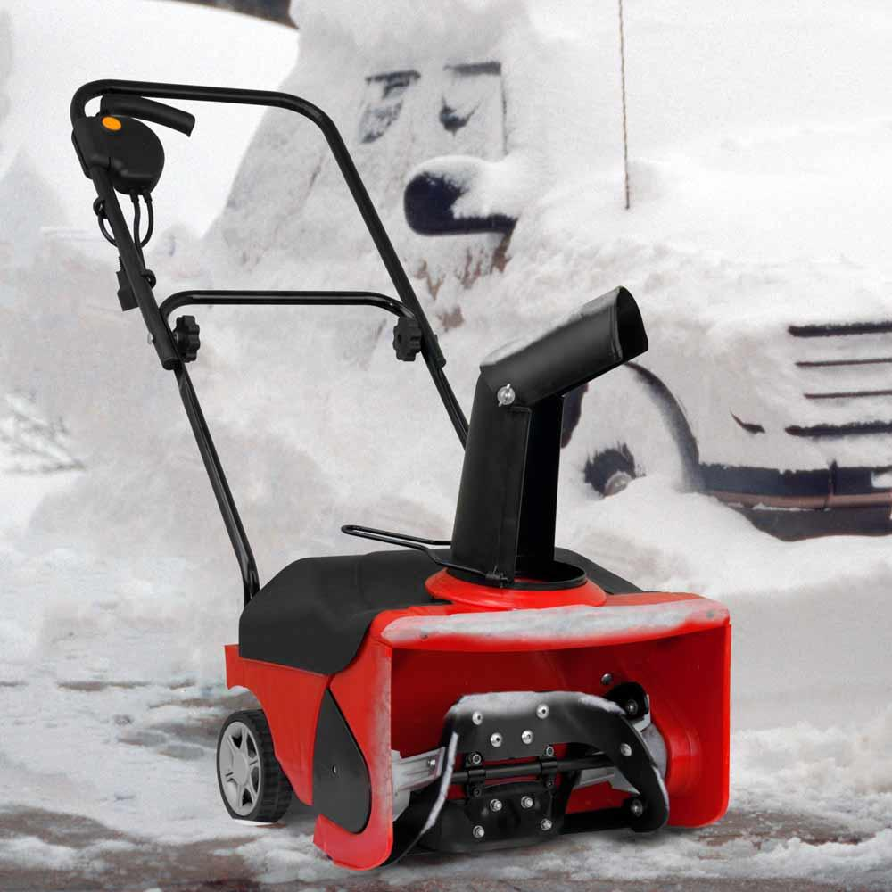 DuroStar Portable Electric Snow Blower
