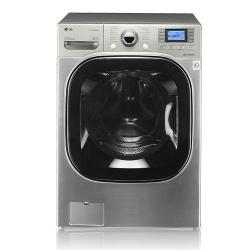 LG ' WM3875HVCA' 4.2 Cu.Ft. Front load Steam washer E in Titanium - Thumbnail 2