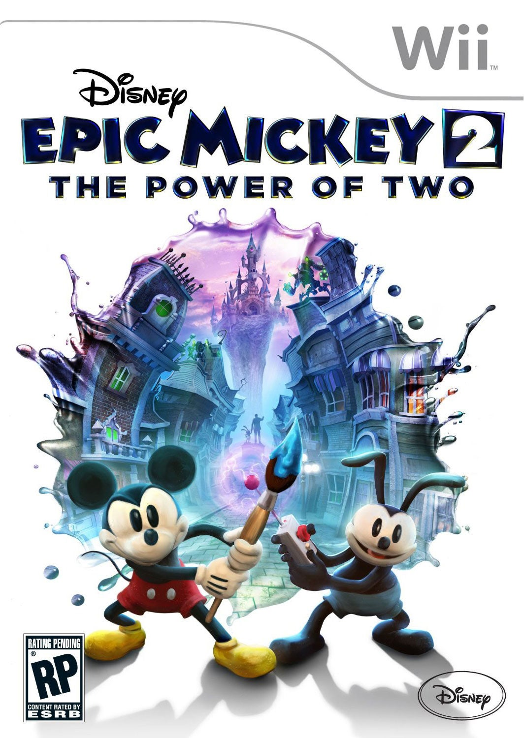 Wii - Epic Mickey 2: The Power of Two