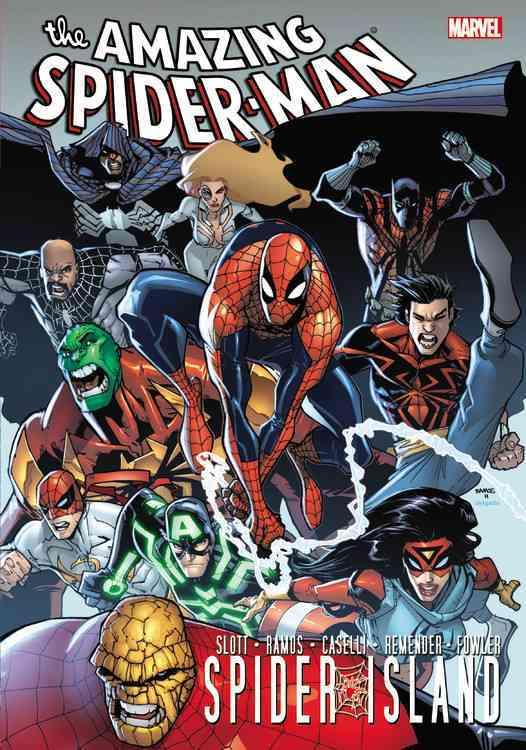 Spider-Man: Spider-Island (Paperback)