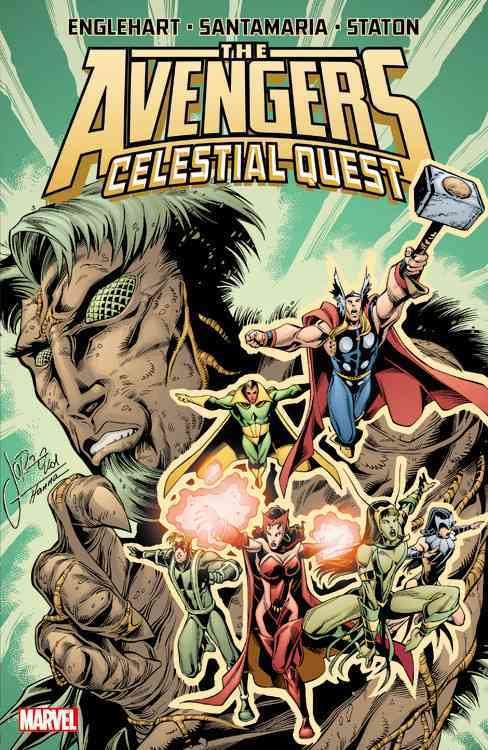 Avengers: Celestial Quest (Paperback)