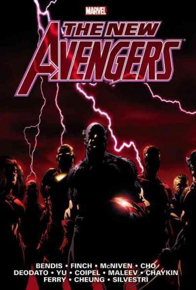 The New Avengers Omnibus 1 (Hardcover)