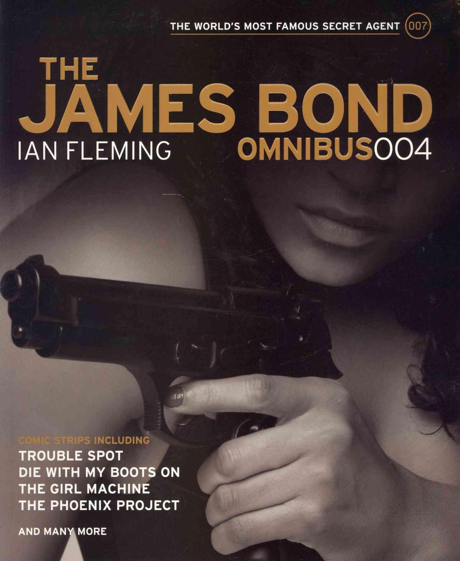 The James Bond Omnibus 004 (Paperback)
