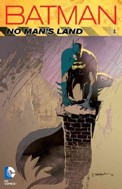 Batman: No Man's Land 4 (Paperback)