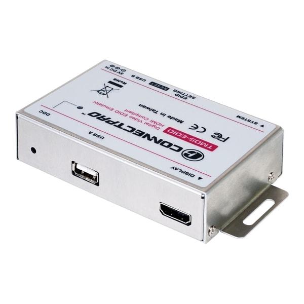 Connectpro HDMI-EDID, All-New DDC EDID Ghosting Emulator