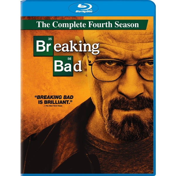 Breaking Bad: The Complete Fourth Season (Blu-ray Disc)