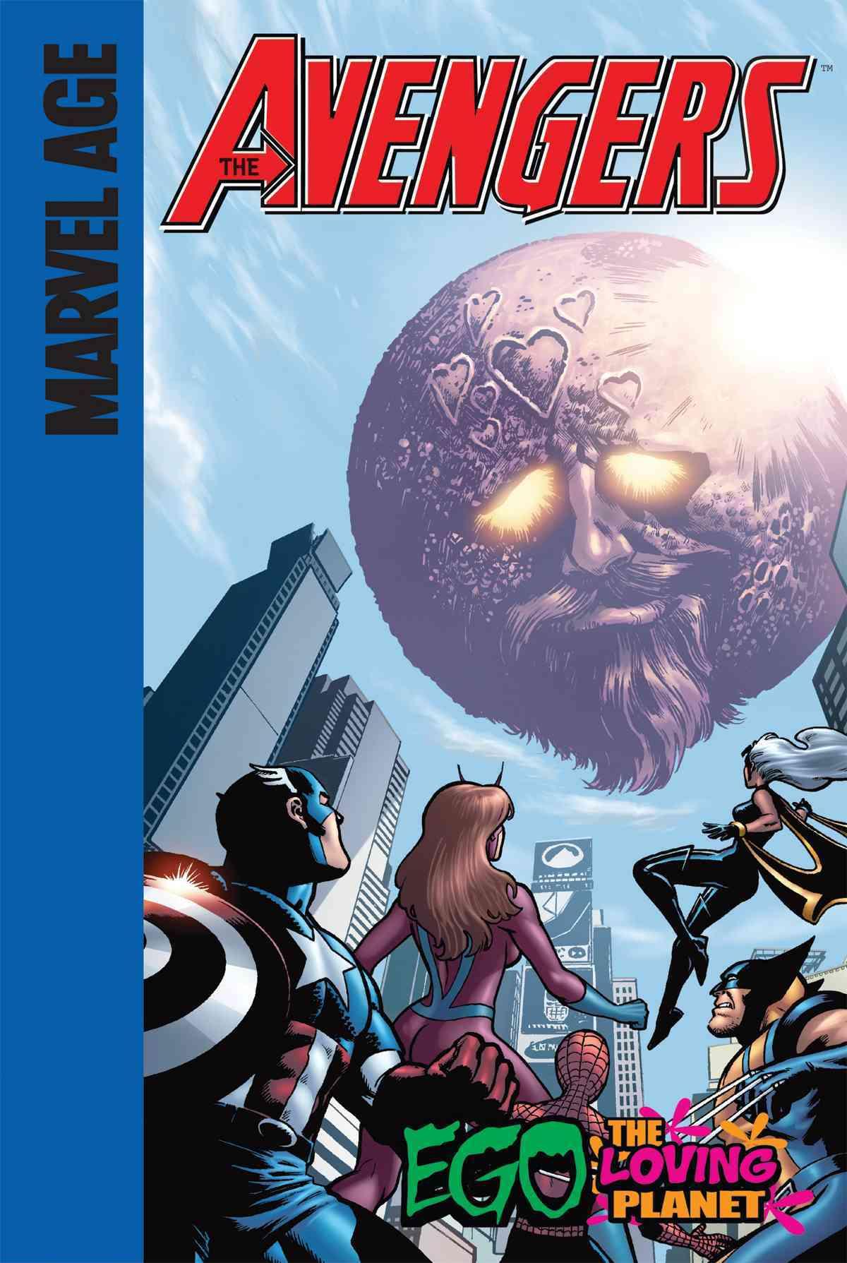 Avengers: Ego: The Loving Planet (Hardcover)