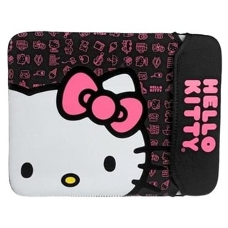 """Hello Kitty Carrying Case (Sleeve) for 16"""" Notebook - Pink"""