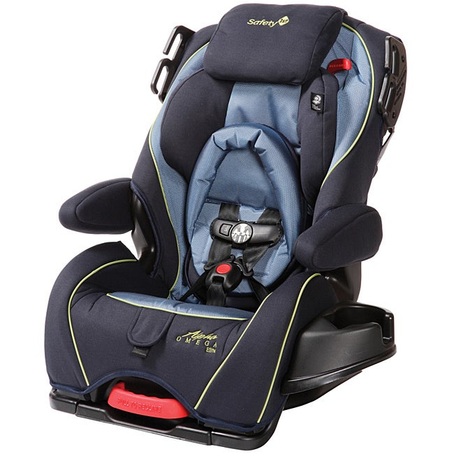 Safety 1st Alpha Omega Elite Convertible Car Seat in Seaside Bay