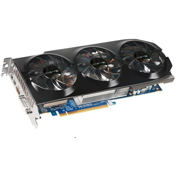 Gigabyte GV-R787OC-2GD Radeon HD 7870 Graphic Card - 1.10 GHz Core -