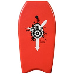 Atom 37-inch Red Bodyboard