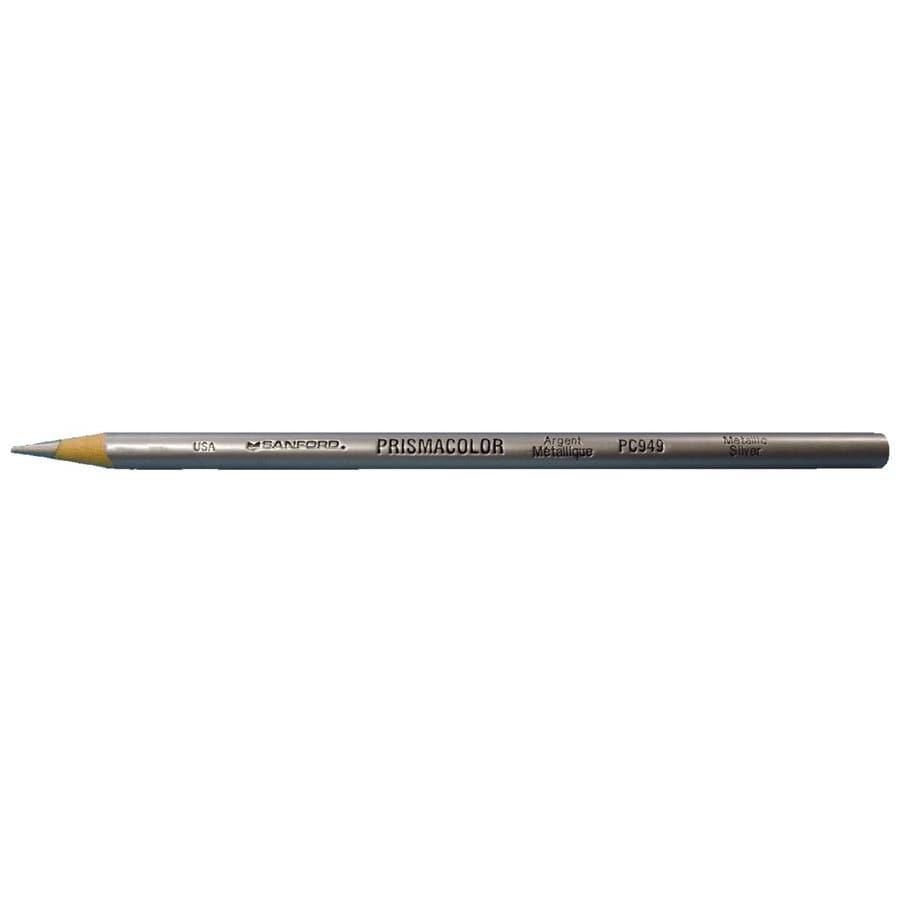 753 Silver Prismacolor Pencil A753