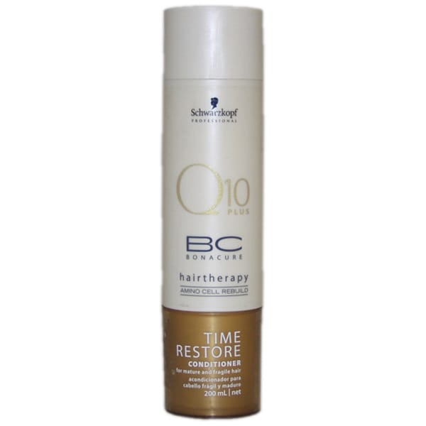 Schwarzkopf BC Bonacure Time Restore Q10 Plus 6.8-ounce Conditioner