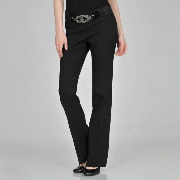 Addiction Junior's Black Pants