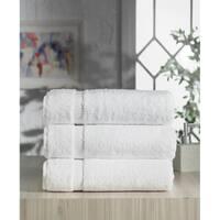 Royal Turkish Towel Cambridge Turkish Cotton Bath Towel (Set of 3)