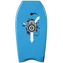 Atom 37-inch Blue Bodyboard