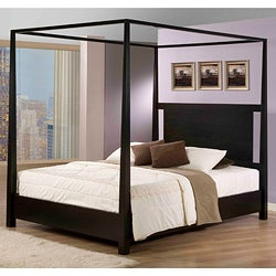Shop Napa Canopy King Bed Free Shipping Today