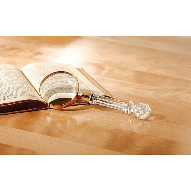 Fifth Avenue Crystal Glass Magnifying Glass