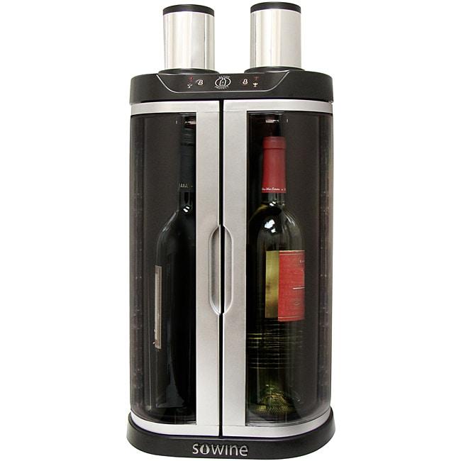 Vinotemp VT-SoWINE SoWine Home 2-bottle Wine Bar