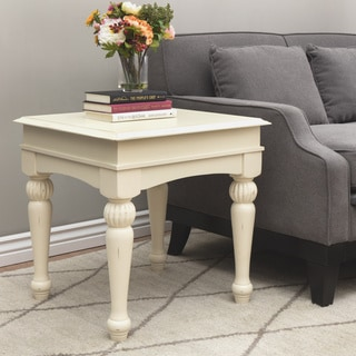 Vanilla Wasatch End Table