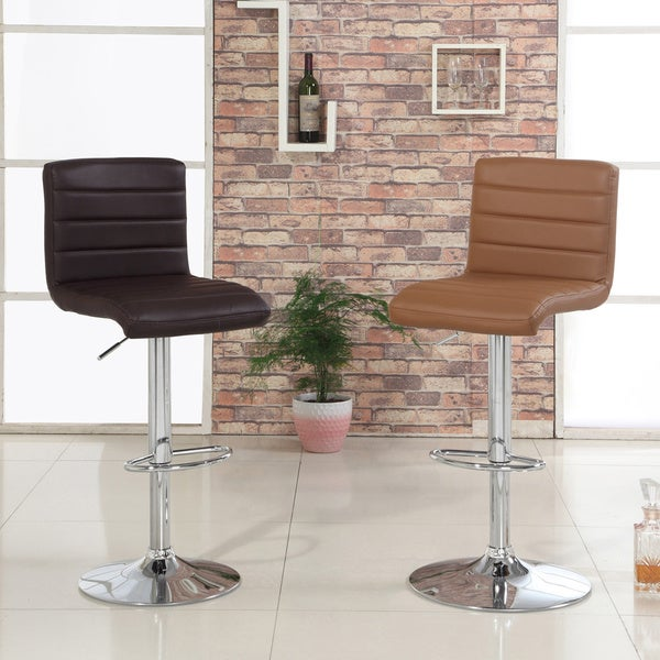 Furniture Of America Winzzy Hydraulic Bar Stool 14173788