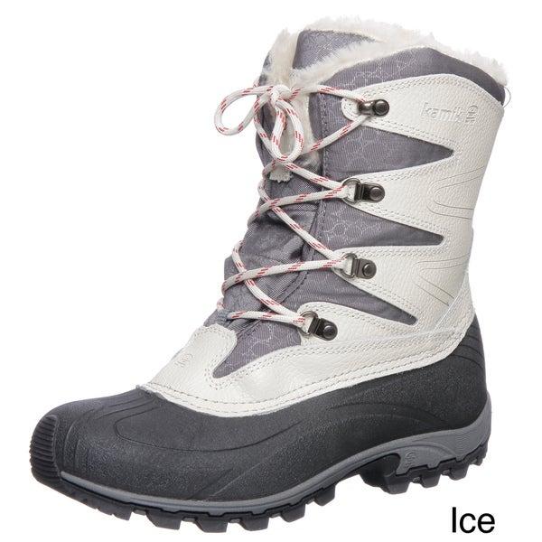 Kamik Women's 'Alpinglow' Waterproof Boots
