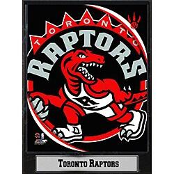 Toronto Raptors 2011 Logo Plaque
