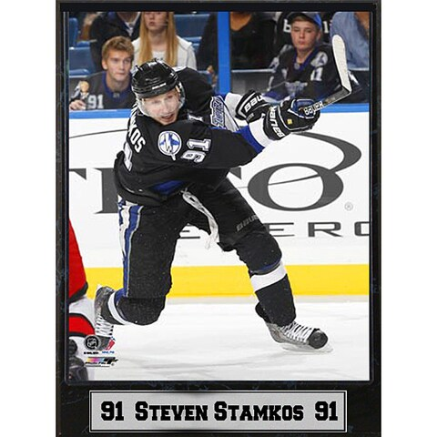 Tampa Bay Lightning Steven Stamkos Stat Plaque 2