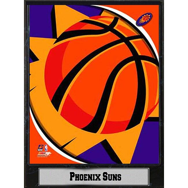 Phoenix Suns 2011 Logo Plaque