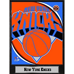 New York Knicks 2011 Logo Plaque