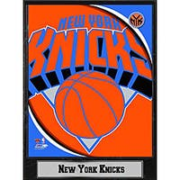 New York Knicks Logo Plaque