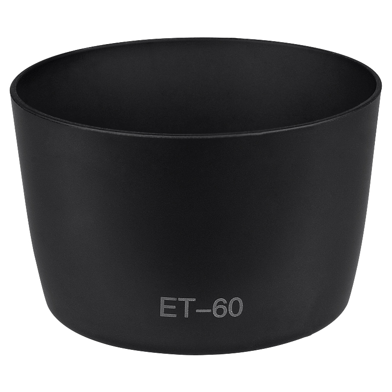 INSTEN 87-mm Round Replacement Lens Hood for Canon ET-60