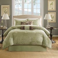 Copper Grove Geneva Sage 7-piece Comforter Set