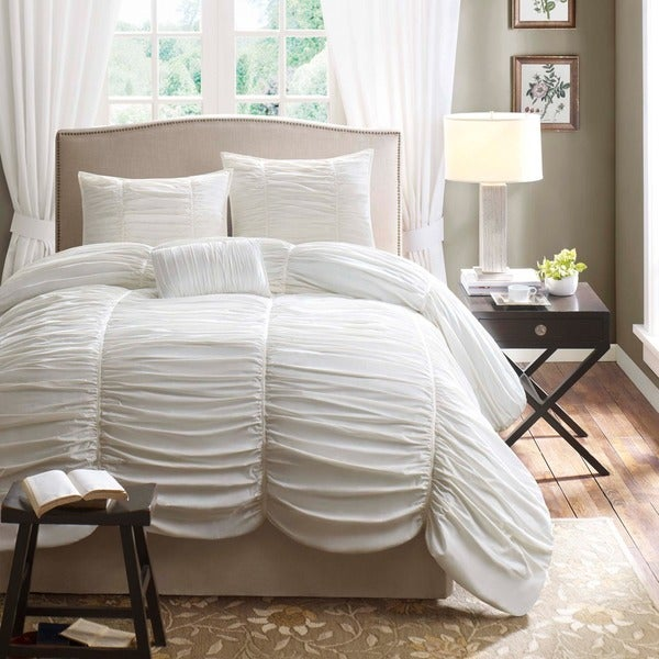 Madison Park Catalina 4-piece Comforter Set - Free Shipping Today ...
