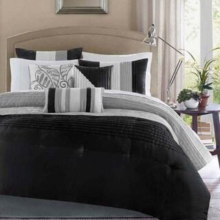 Clay Alder Home Fruita Block Design 7-piece Comforter Set (4 options available)