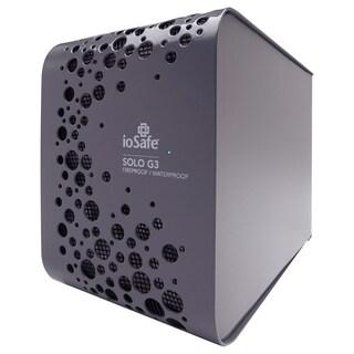 "ioSafe Solo G3 2 TB 3.5"" External Hard Drive"