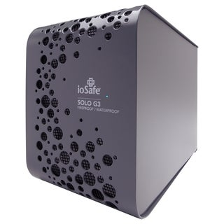 "ioSafe Solo G3 3 TB 3.5"" External Hard Drive"