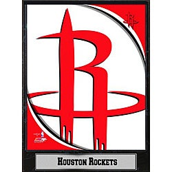 Houston Rockets 2011 Logo Plaque