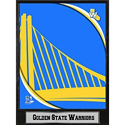 Golden State Warriors 2011 Logo Plaque